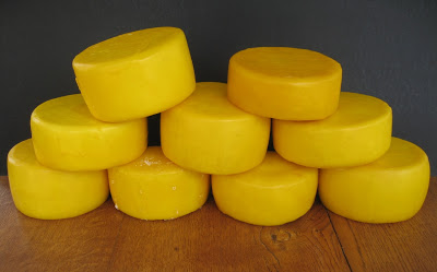 Cheese from Manitoba Canada