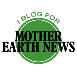 I Blog at Mother Earth News