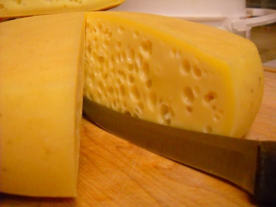 Swiss cheese testimonial