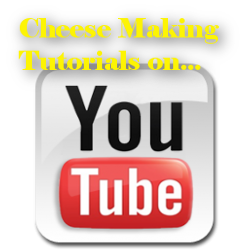 Cheese making on YouTube