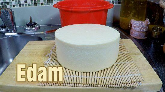 How to make Edam